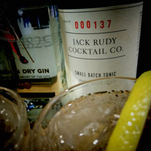 Quick review: Jack Rudy Cocktail Co. Small Batch Tonic, Trader Magnus